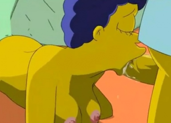 Sex Homer and Marge