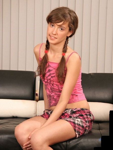 Fiva -  Sex With Shy Skinny Teen