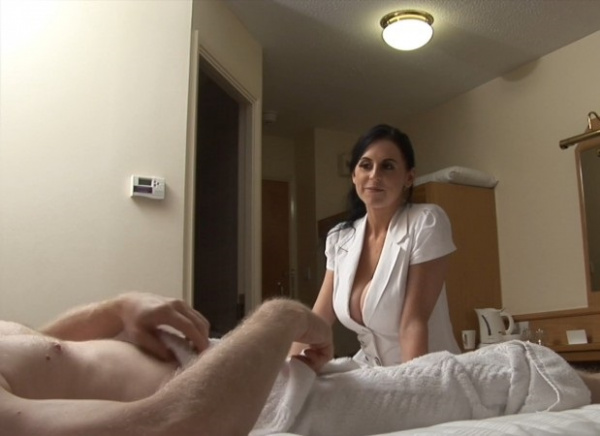 Louise Jenson -  Real Sex With A Governess Spy Cam