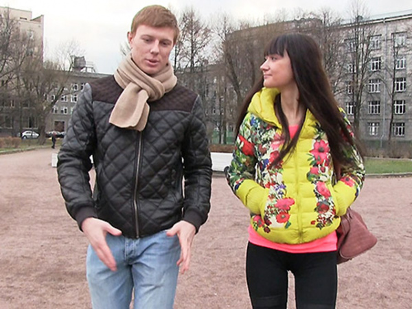 Anna -  Sex With Russian Teen