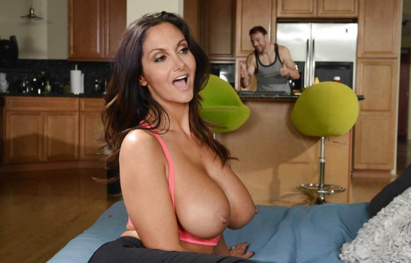 Ava Addams -  Wife Fuck With Husband And Lover