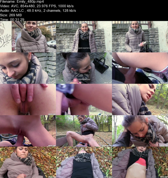 Emily - Public Sex With Teen For Money  Porn Download-3563