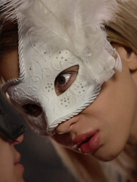 Katrin Tequila -  Romantic Sex In Mask