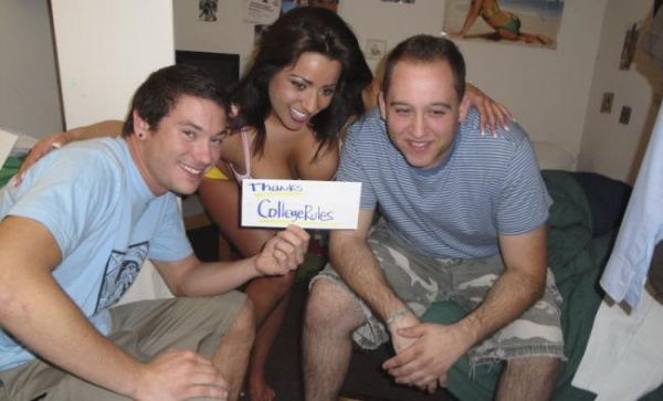 Amateur -  American College Whore